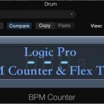 Logic Pro 偵測及修改 Audio 的速度