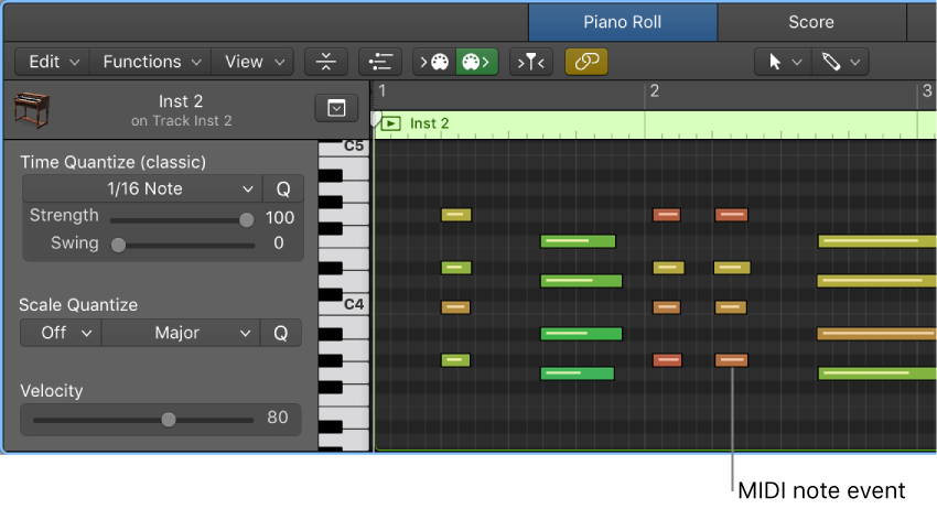 3.MIDI 輸入工具及人聲錄製