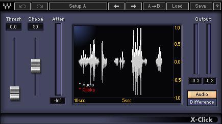 8.讓背景乾乾淨淨的降噪手法 - Xnoise Gate