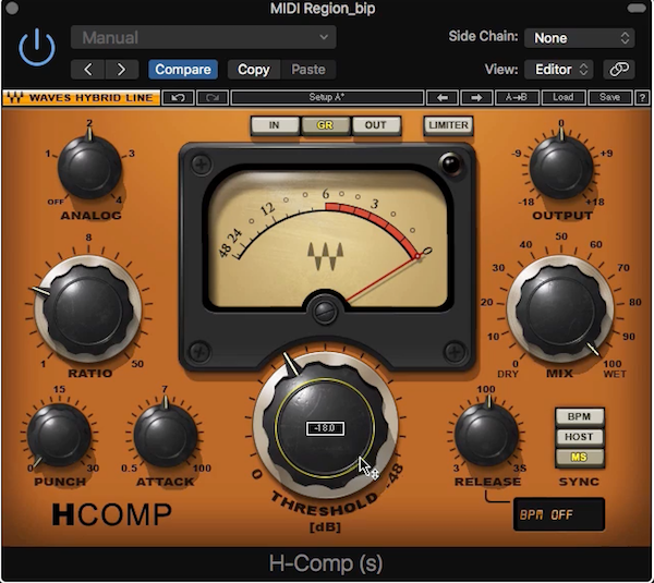 12.以爵士鼓帶你初步了解壓縮器的原理與應用