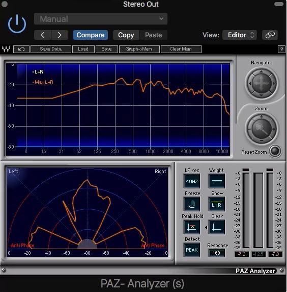 14.用 PAZ-Analyzer 來監控並分析頻譜
