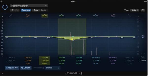 5.巧妙運用中頻 - 輔助人聲的伴奏音域